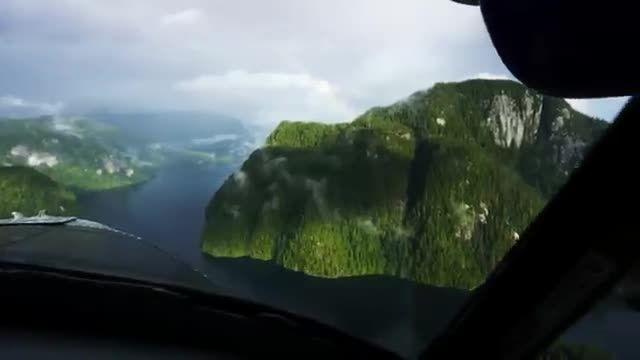 ♥ طبیعت دیدنی و بسیار زیبای بریتیش کلمبیا در کانادا ღ