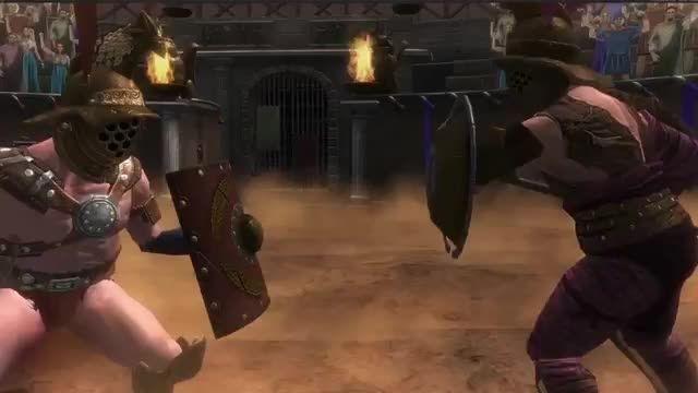 دموی بازی گلادیاتور آنلاین Gladiators Online: Death Bef