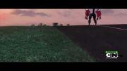 انیمیشن سینمایی BEN 10 و فرار از گذشته|دوبله گلوری|HD|پارت3