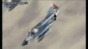 جنگ هوایی بین نیروی هوایی ایران و نیروهای .....