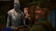 انیمیشن FROZEN - یخ زده |دوبله فارسی | DVD Scr 720P| پارت4
