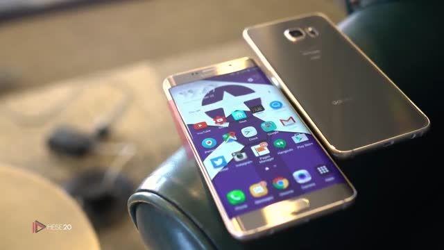 نقد و بررسی گوشی Samsung Galaxy S6 Edge Plus