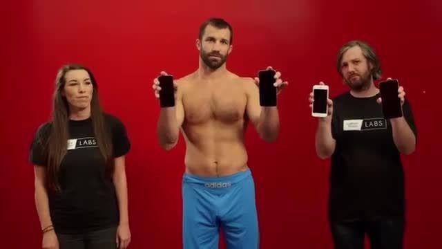 تست رزمی بر روی اپل آیفون 6 اس و 6 اس پلاس