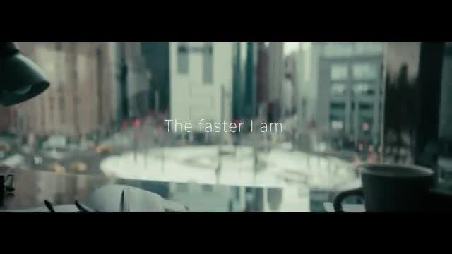 تیزر تبلیغاتی سامسونگ برای گوشی گلکسی اس 6 خود