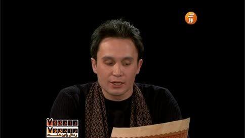 متن خوانی کیوان محمود نژاد و مجنون ِ احسان خواجه امیری