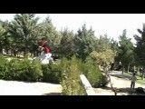 Haas Parkour Clan - Iran Tour - Uromieh - 2010