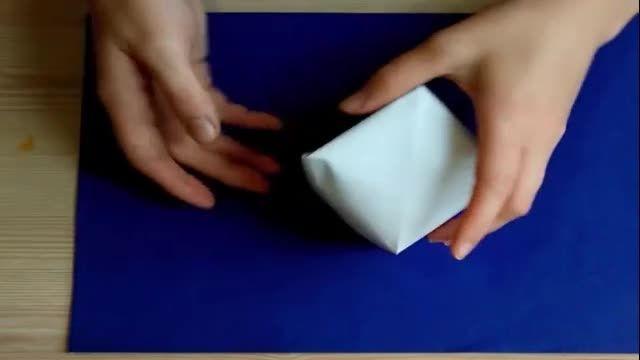 روشی آسان برای ساخت پاکت کادو