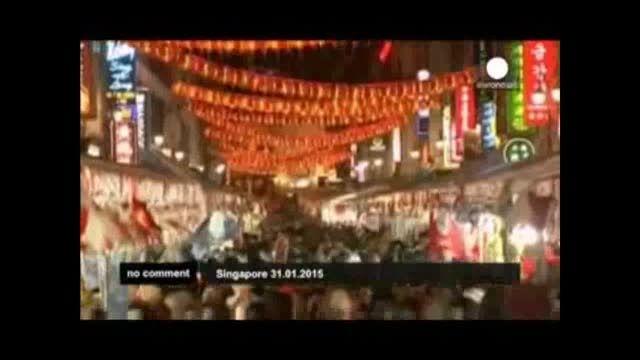 فیلمی زیبا از جشن های سال نو چینی