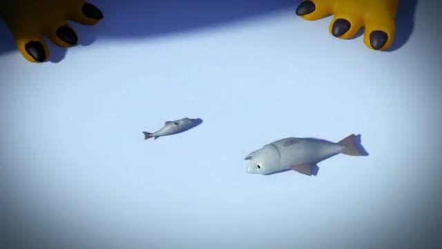 .::انیمیشن کوتاه(2) : Fishing with sam ::.