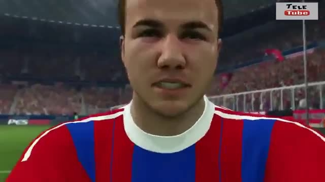 Pes 16 official trailer
