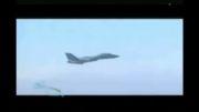 ویدیویی از قدرت هوایی کشورم ایران ( جنگنده - نیروی هوایی )
