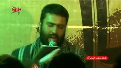 شور زیبای و ولایی بانوای کربلایی محسن احمدی