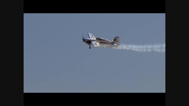 پرواز امین قطری با EDGE 540 موتور 120 سی سی DLE