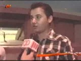 سخنان هواداران گهر زاگرس در مقابل دوربین 90