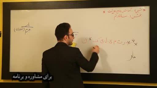 کنکور - اتاق شیمی کنکور آسان است - ج مهرپور - کنکور4