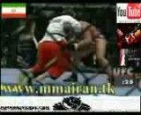 ufc 13 saeed hosseini from iran 1997