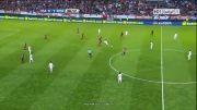 گل دیدنی رونالدو در بازی رئال مادرید با اوساسونا