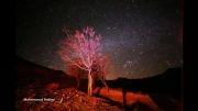 جهان در شب ( تایم لپس Timelapse )
