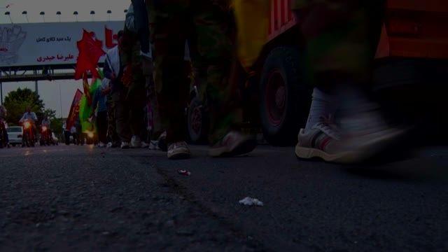 کاروان پیاده امام علی (ع)