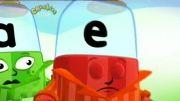 آموزش زبان انگلیسی کودکان Alphablocks قسمت 4
