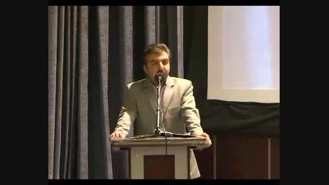 اولین همایش طب سنتی قزوین 1391 پرفسور خیراندیش ویدیو  1