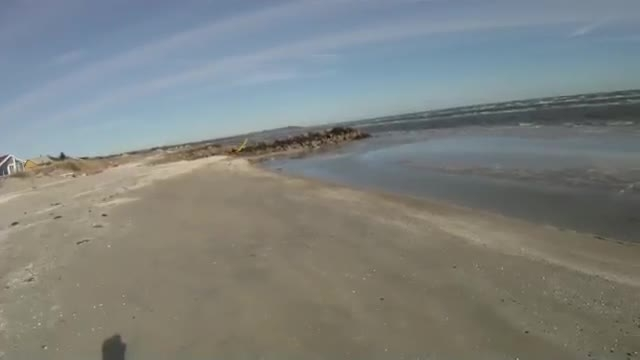 یک صبح زیبای ترمال در کنار دریا
