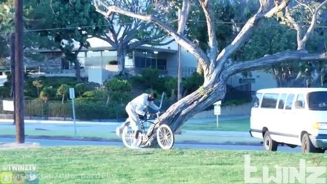 دوربین مخفی - Prank - دزدیدن دوچرخه 2