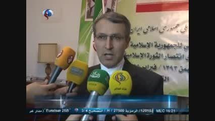 سوتی رییس دفتر حفاظت منافع جمهوری اسلامی ایران در مصر