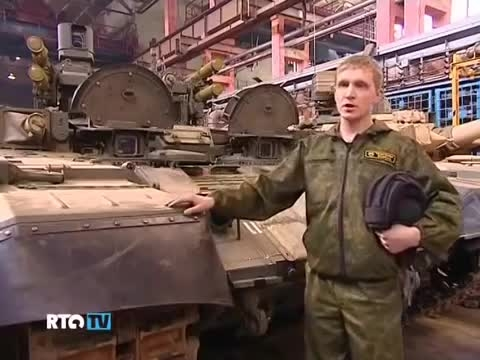 Uralvagonzavod ، بزرگترین تولید کننده تانک در جهان