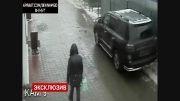 قتل عجیب و ناموفق در خیابان..!!