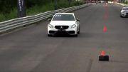درگ مرسدس بنز E63 AMG و BMW M6 و آئودی TT و کوروت