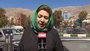 مصاحبه جالب CNN با مردم تهران