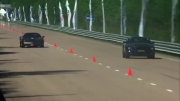 Ford Mustang Shelby GT500 vs Corvette Z06 vs Panamera vs GT-