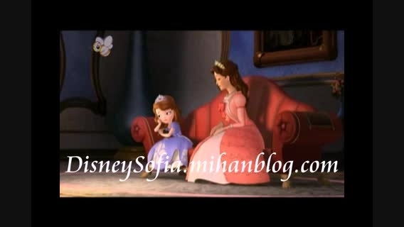 6-سوفیا و سیندرلا دوبله - سوفیا نمیخواد پرنسس بشه