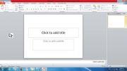 آموزش PDFکردن پاور پوینت