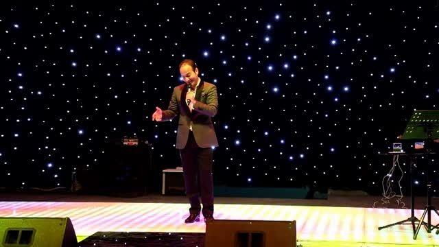 خنده دار ترین جوک های حسن ریوندی در کنسرت خنده تهران