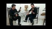 ویولن و گیتار سلطان قلبها خسروشاه