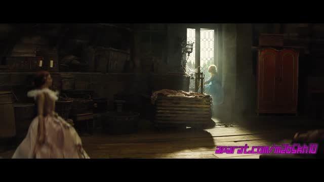 """آهنگ فیلم """"سیندرلا"""" {دوبله پارسی} HD"""