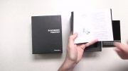 جعبه گشایی گوشی Blackberry Passport