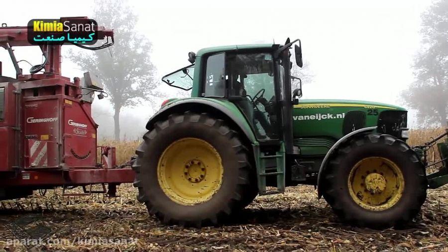 ماشین آلات کشاورزی آینده را امروز ببینید
