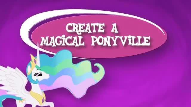 تریلر بازی My Little Pony برای اندروید و ios