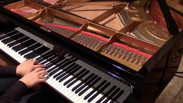 پیانو انیمه nagi no asukara