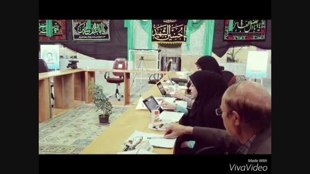 نشست خبری مسئول سازمان بسیج دانش آموزی استان فارس