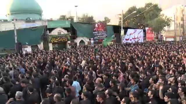 شب سوم : خبر داری تب کردم ای بابا - سید مهدی میرداماد