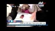 مقایسه میمون فضانورد ایرانی و مرغ سعودی+فیلم
