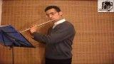 تمرین هائی برای نواختن نت های دو، سی ، لا و سل در فلوت