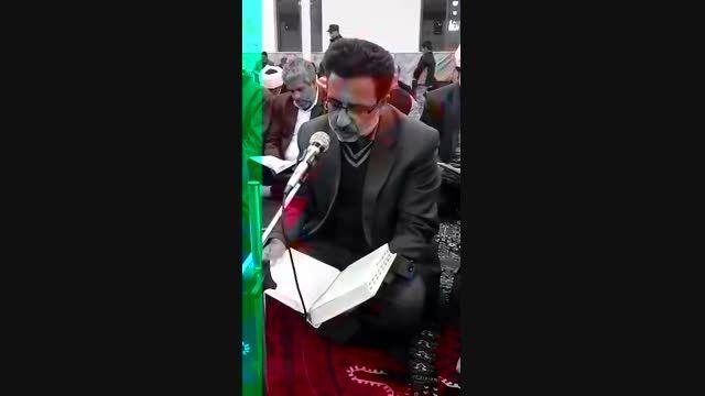 تلاوت قرآن با صدای آقای محمود رضایی