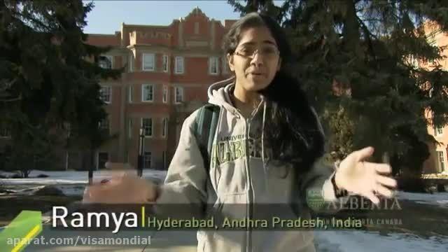 تحصیل در کانادا - دانشگاه آلبرتا