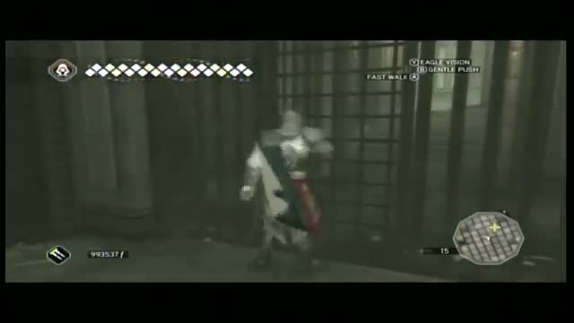 Assassin's Creed 2 Auditore Family Crypt 'secret' tomb