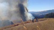 آتش سوزی عظیم در کالیفرنیا